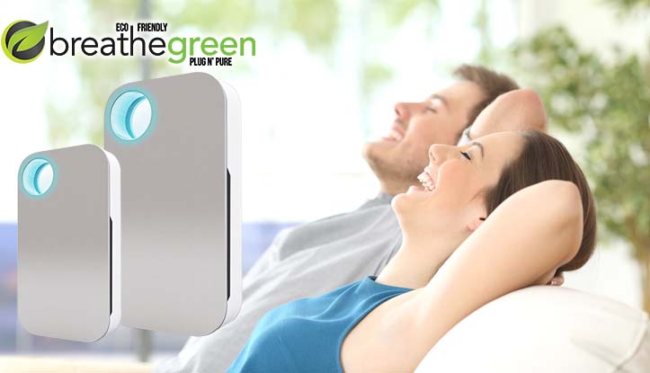plug-n-pure air purifier